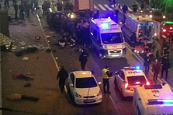 Вкрови автоледи, сбившей насмерть 5 человек вХарькове, отыскали опиаты