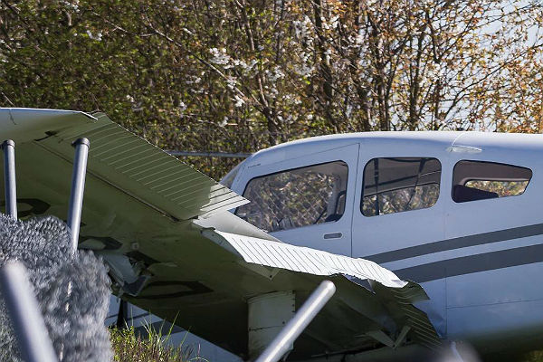 НаАлтае разбился легкомоторный самолет, пилот умер