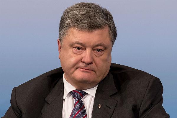 Порошенко хочет принять закон овосстановлении территориальной целостности Украинского государства