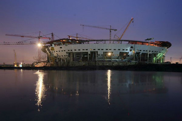 Мутко: исключено безусловно , что стадион в северной столице  непримет матчи Кубка конфедераций