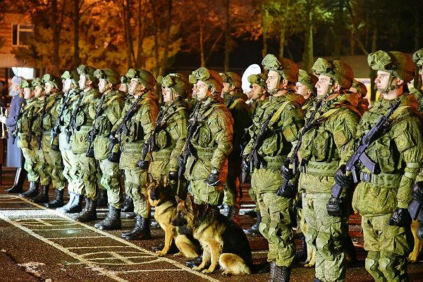 Минобороны ответило на объявление Пентагона о русских войсках вСирии