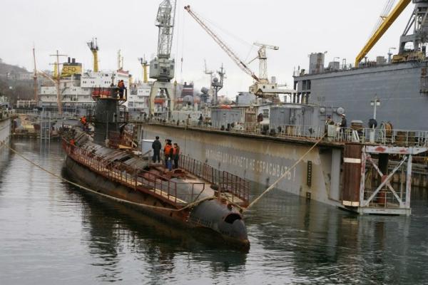 количество подводных лодок в украине