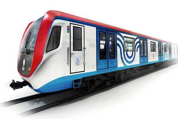 Встоличном метро появится новый поезд сосквозным проходом