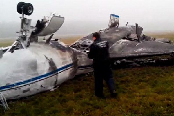 Первопричиной крушения самолета руководителя Total воВнукове стали 16 факторов— МАК