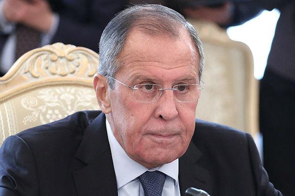 РФ  никогда непросилась назад вG8, объявил  Лавров