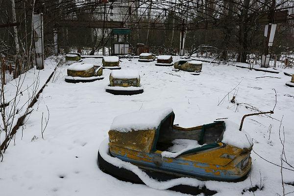 Садовый предложил сделать полигон для мусора вЧернобыльской зоне