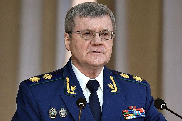 США ввели санкции против сына генерального прокурора РФ
