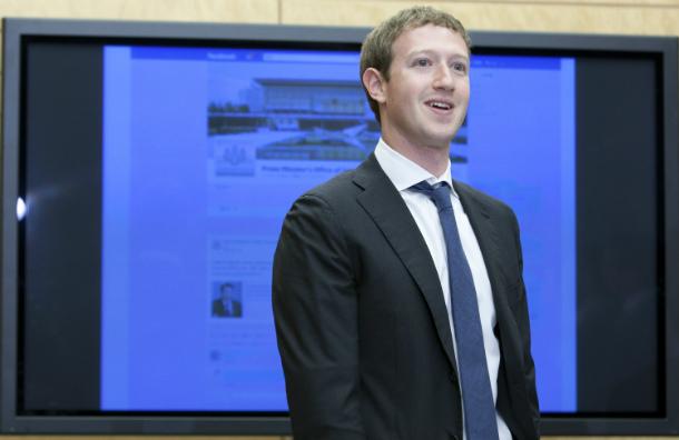 Изменения в фейсбук стоили Цукербергу 3-х млрд. долларов
