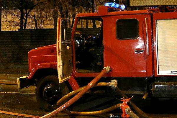 Вмосковском кафе «Есенин» врезультате сильного возгорания пострадали два человека