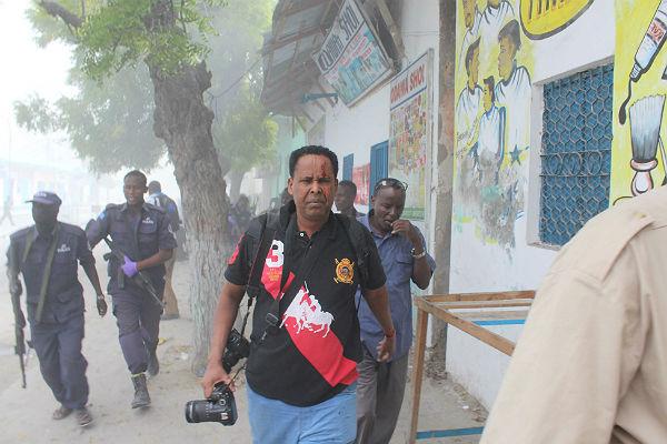 Террористы напали наотель вСомали, погибли 14 человек
