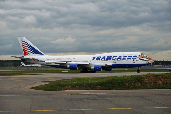 Минтранс Российской Федерации объявил о вероятном создании авиакомпании набазе парка «Трансаэро»