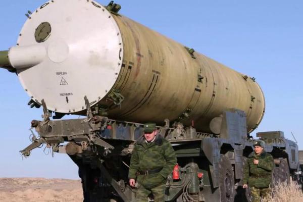 Российская Федерация провела успешный запуск новейшей модернизированной системы противоракетной обороны