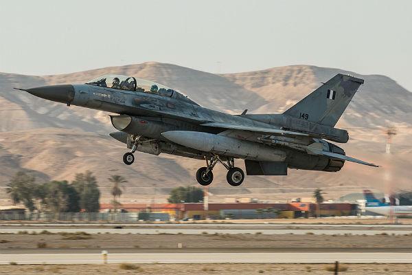 Сирийская армия сбила самолет ВВС Израиля