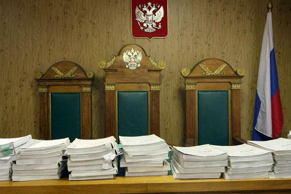 Судью сократили засон на обсуждениях