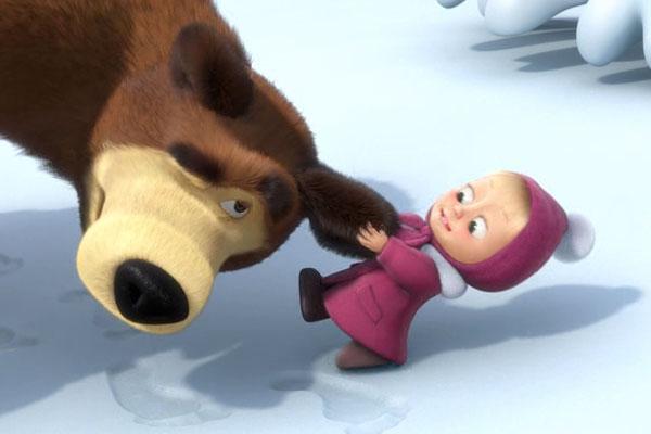 Гражданин Башкирии одержал победу суд усоздателей мультфильма «Маша иМедведь»