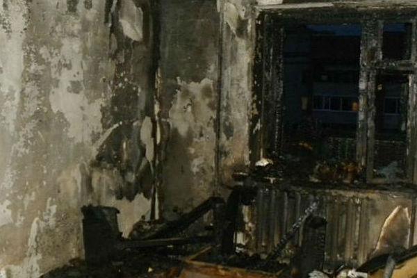 Впожаре вжилом доме столицы погибли 3 человека