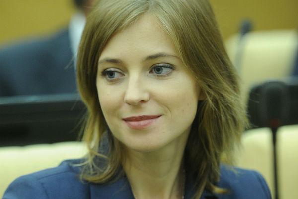 Поклонская поведала опросьбах украинцев «избавить ихотлжеруководства»