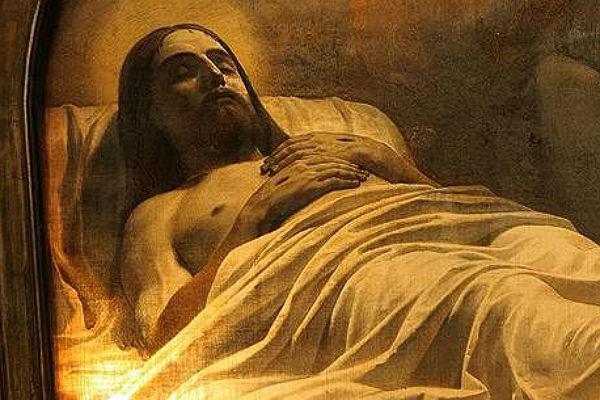 КСРФ постановил пересмотреть дело владельца картины Брюллова «Христос вогробе»