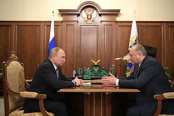 Путин озарплатах: У граждан России есть шанс приподняться