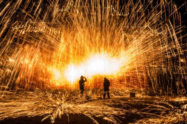 Взрыв назаводе пиротехники вКитайской народной республике забрал жизни 7-ми человек— очаровательный салют