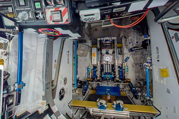 Google иNASA запустили виртуальную экскурсию поМКС