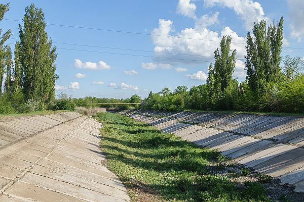 ВКиеве отказались восстановить поставки воды вКрым