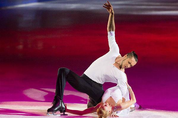 Олимпийские чемпионы Волосожар иТраньков станут родителями