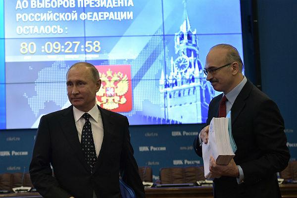 Областные фонды подкинут Путину денежных средств накампанию