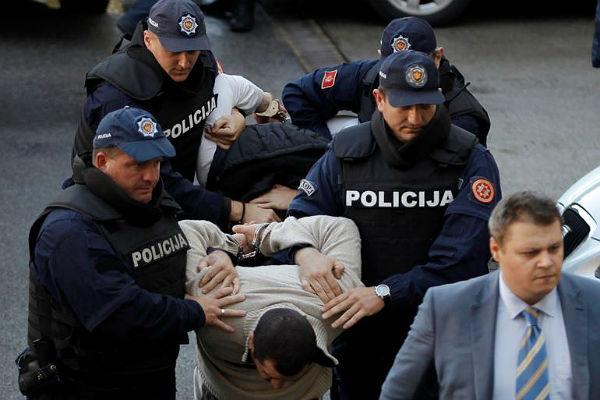 Черногория назвала имена обвиняемых впланах убийства премьера граждан России