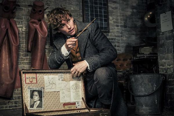 Фильм «Фантастические твари— 2» возглавил русский прокат ввыходные