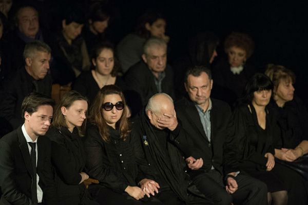 похороны марины голуб фото