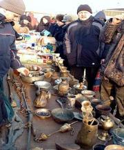 """В Москве возрождают  """"блошиные рынки """""""