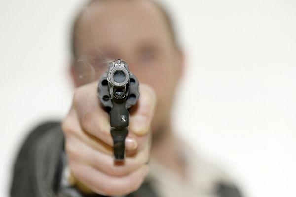 Вцентре столицы киллер расстрелял бизнесмена