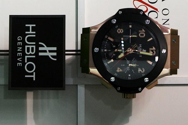 Нацеремонии ФИФА были похищены подарочные часы