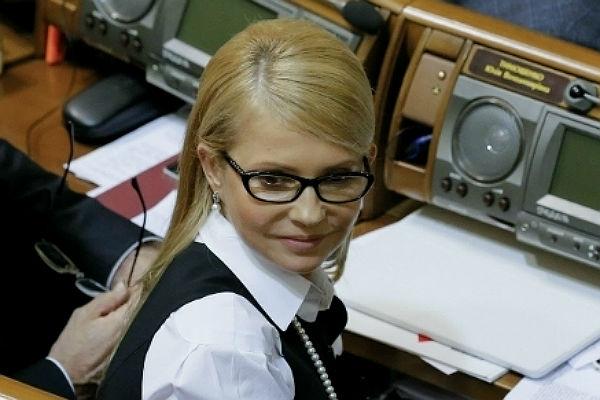 Тимошенко обвинила Порошенко вкрупном обогащении отпадения курса гривны