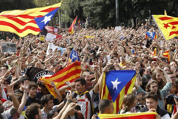 Всеобщая забастовка пройдет вКаталонии 3октября