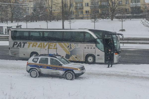 ВПольше попал в трагедию автобус сроссийскими туристами