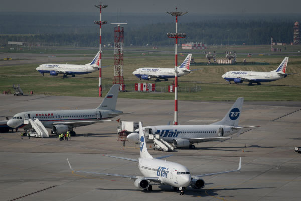 Самолёт невылетел изКазани вПетербург из-за смерти пассажира