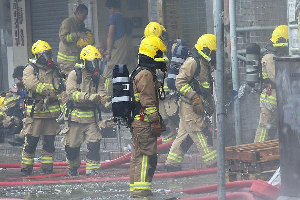 Число погибших пожара вюжнокорейском фитнес-центре выросло до 29