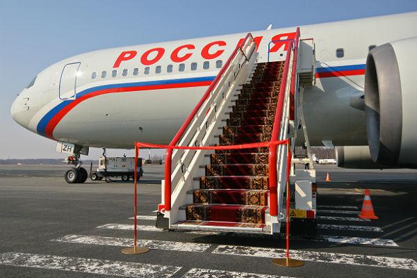 Ремонт самолета Путина несвязан снештатной ситуацией— Кремль