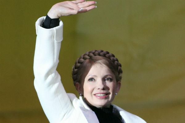 Тимошенко потребовала собрать Раду на внеочередное заседание