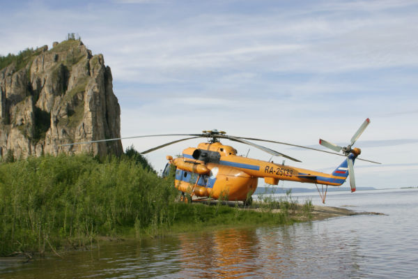 ВЯкутии талая вода смыла село, граждан эвакуировали