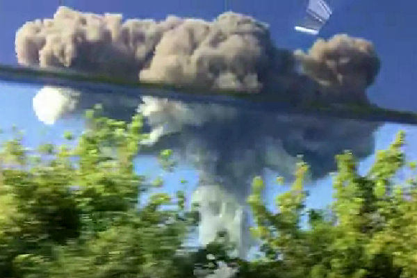 При взрыве наскладе вАбхазии погибли две жительницы Петербурга