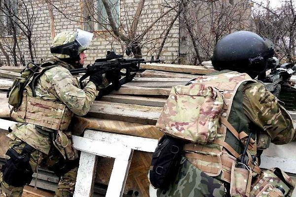 Дагестанские силовики вышли на отца террориста-смертника