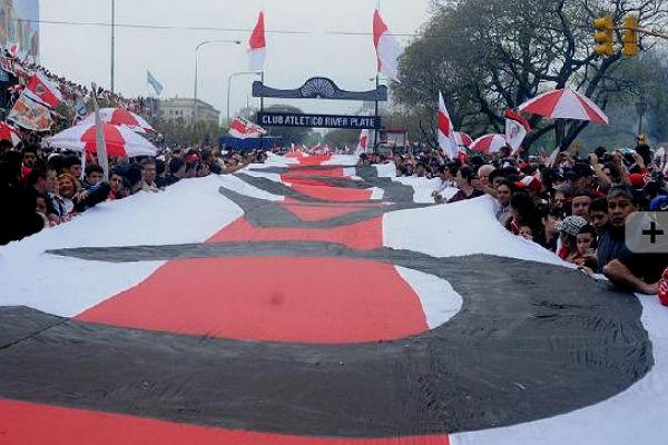 флаг фанатов