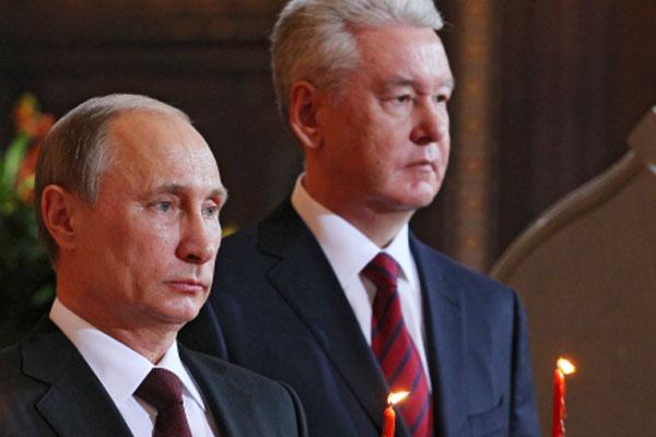 В какую же помойку превратили Москву Путин с Собяниным...