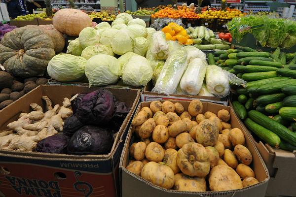 ВЦБ сообщили о вероятном росте цен напродукты питания