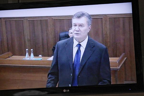 Суд дал разрешение назадержание Януковича— генеральный прокурор Украины