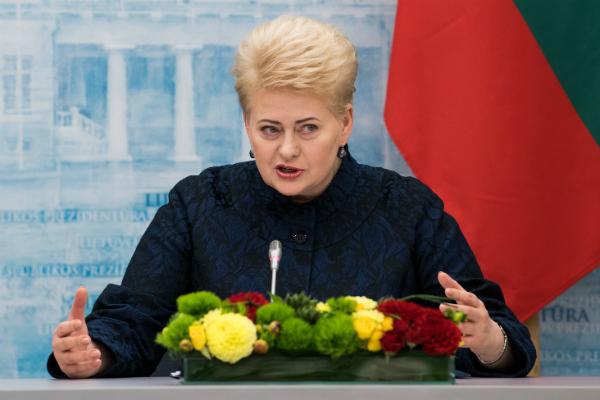 Руководитель Литвы жаловалась научения «Запад-2017» генеральному секретарю ООН