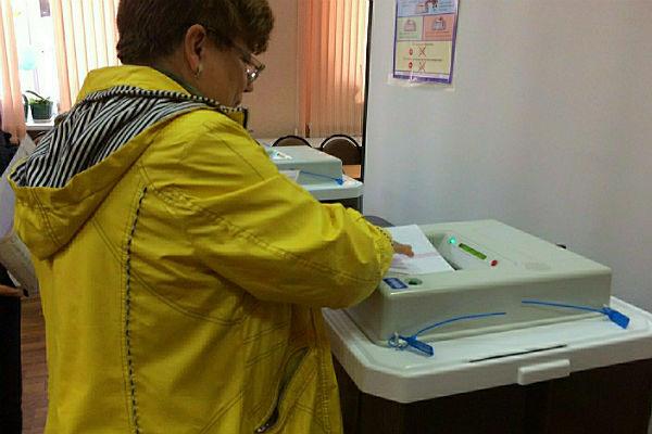 Результаты выборов 10сентября отменены на13 участках